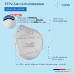 ofm-shop.de FFP2 Maske 1