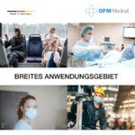 OFM medizinischer mundschutz typ IIR Detail2